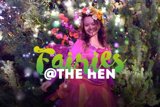 Fairy at The Hen<br>Ladybird Entertainment