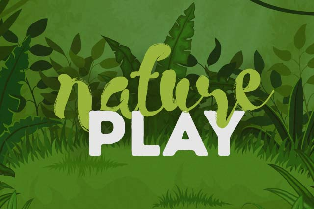 Nature Play - Loose Parts <br> @ The Henley Brook