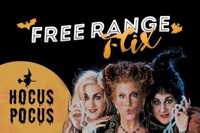 Free Range Flix <br> Hocus Pocus