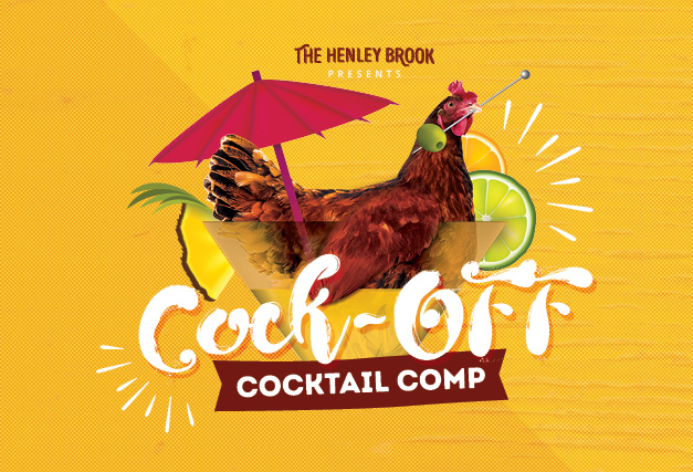 The Hen Cock-Off Cocktail Comp <br> WEEK FOUR: Connor