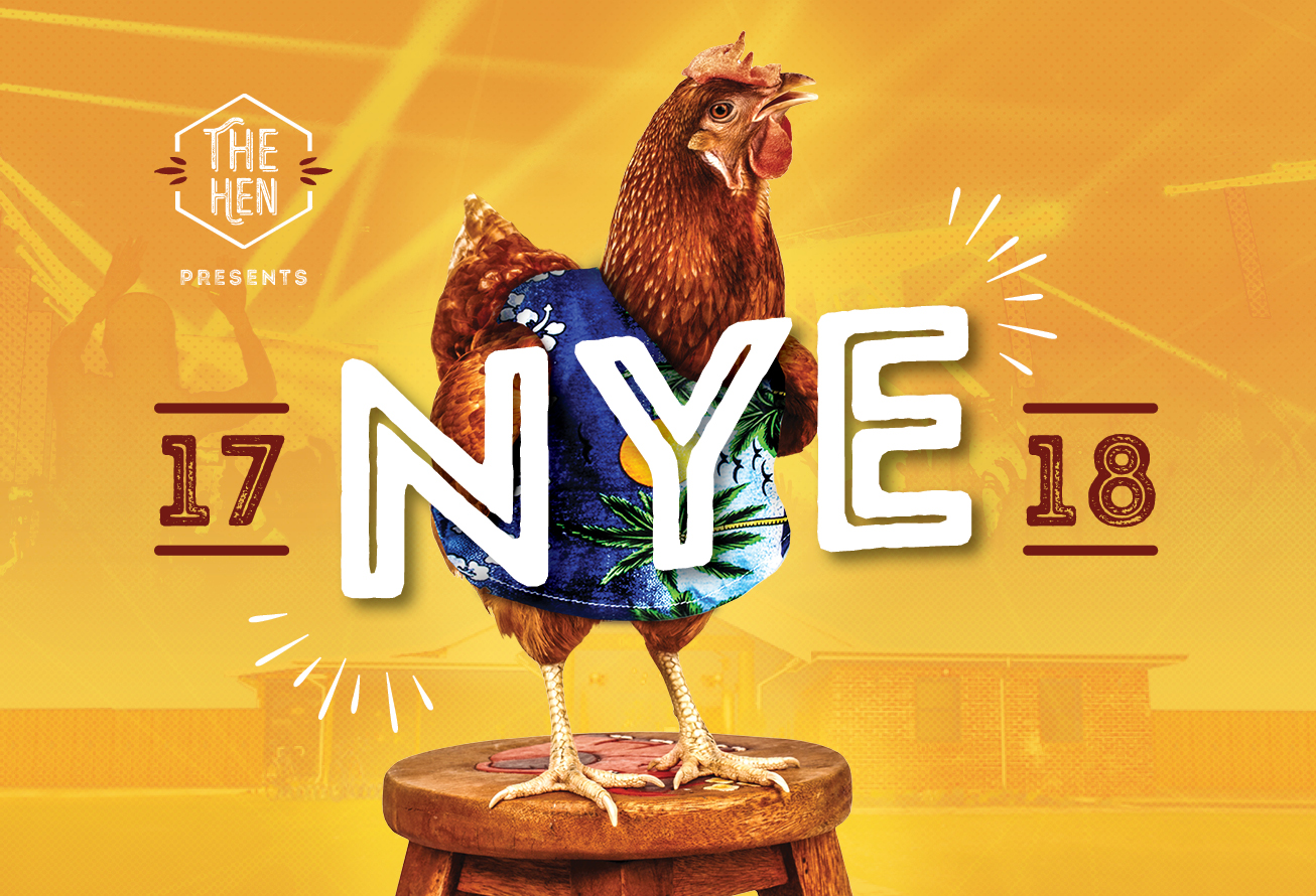 New Years Eve at The Hen