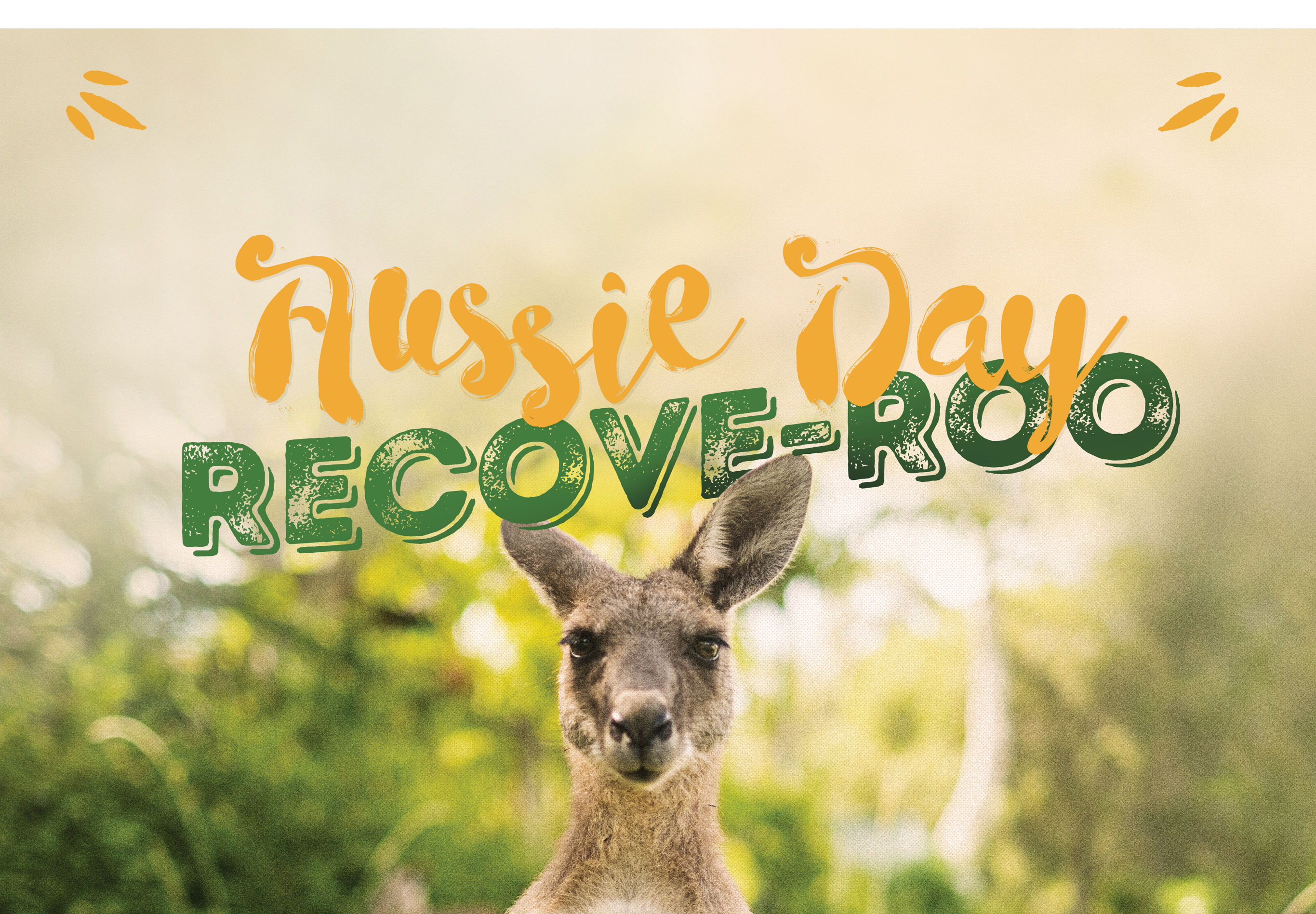 Recove-roo Day @ The Hen
