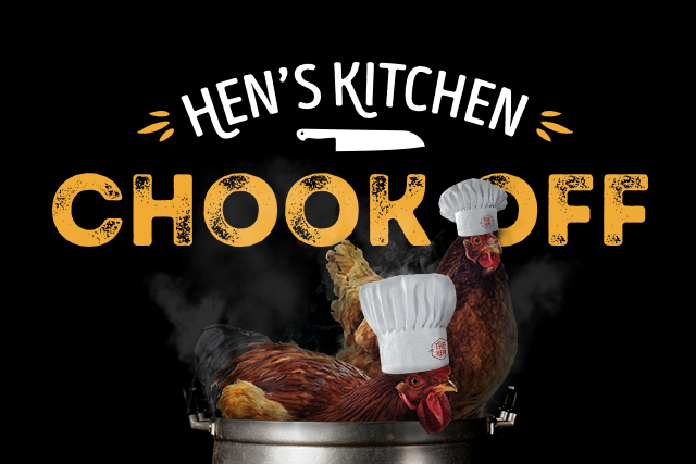 Hen's Kitchen Chook Off <br> Week 2: Joshua & Jacob