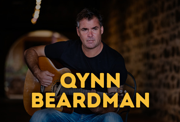 Qynn Beardman <br> Playing at The Hen