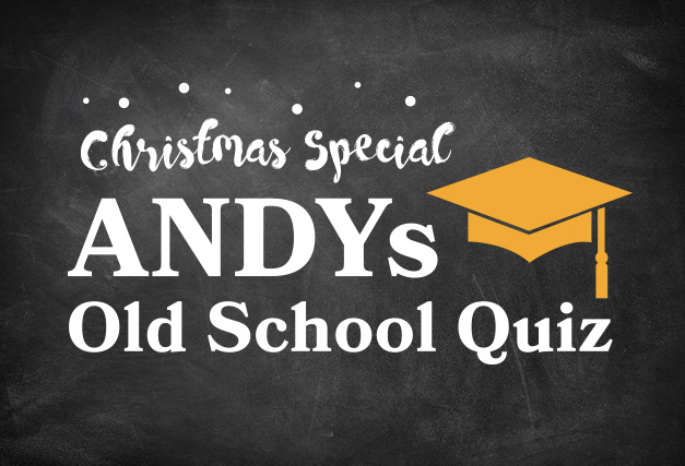 ANDYs Old School Christmas Quiz <br>at The Hen