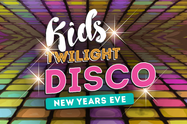 KIDS TWILIGHT DISCO <br> New Years at The Hen