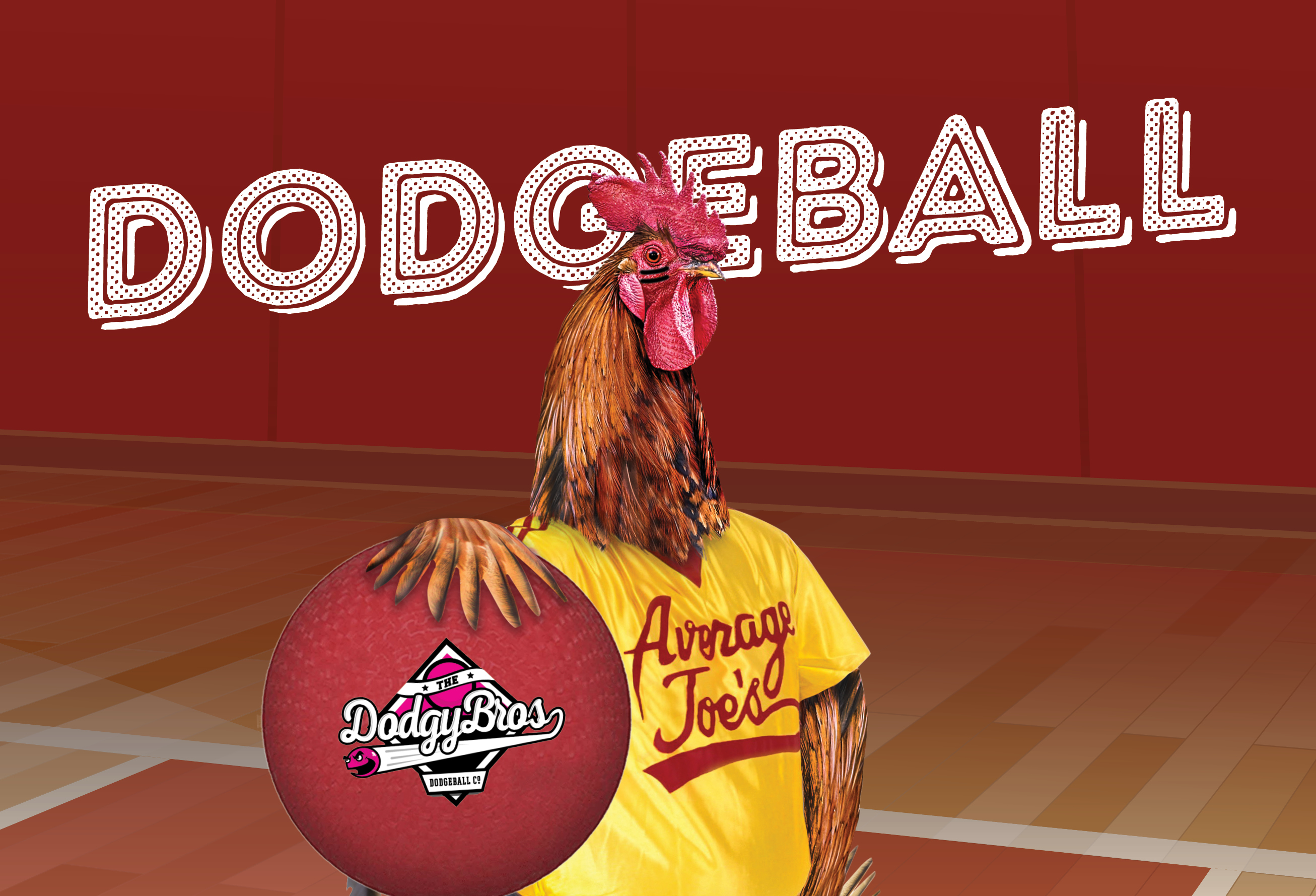 Dodgeball <br> at The Hen
