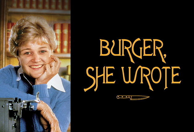 Burger, She Wrote at The Hen