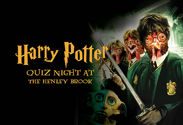 Harry Potter Quiz Night at The Hen