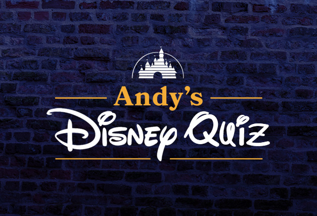 Andy's Disney Quiz Night at The Hen