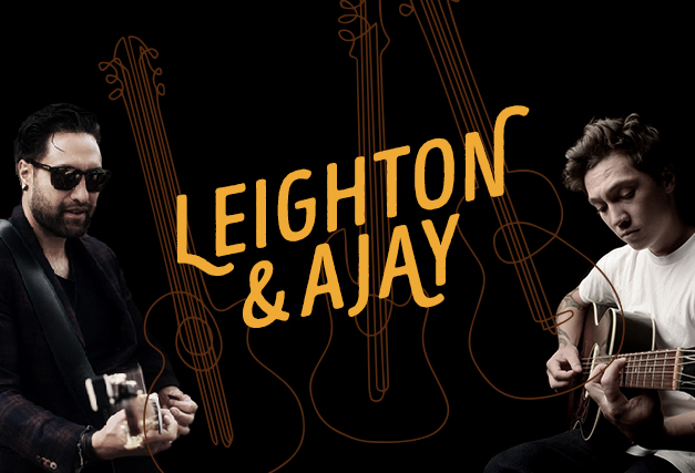 Leighton & Ajay <br>Jamming at The Hen