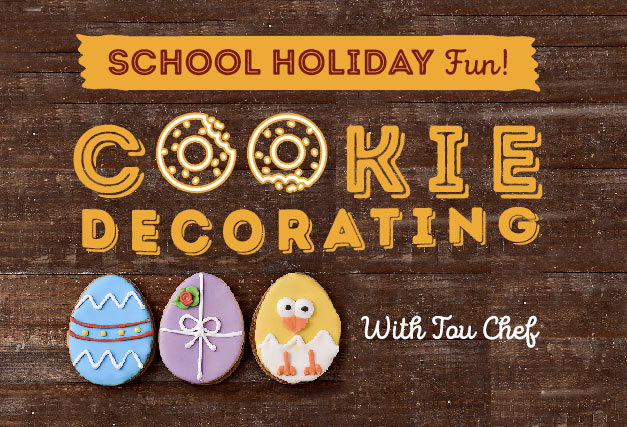 Free cookie decorating - Holiday Fun